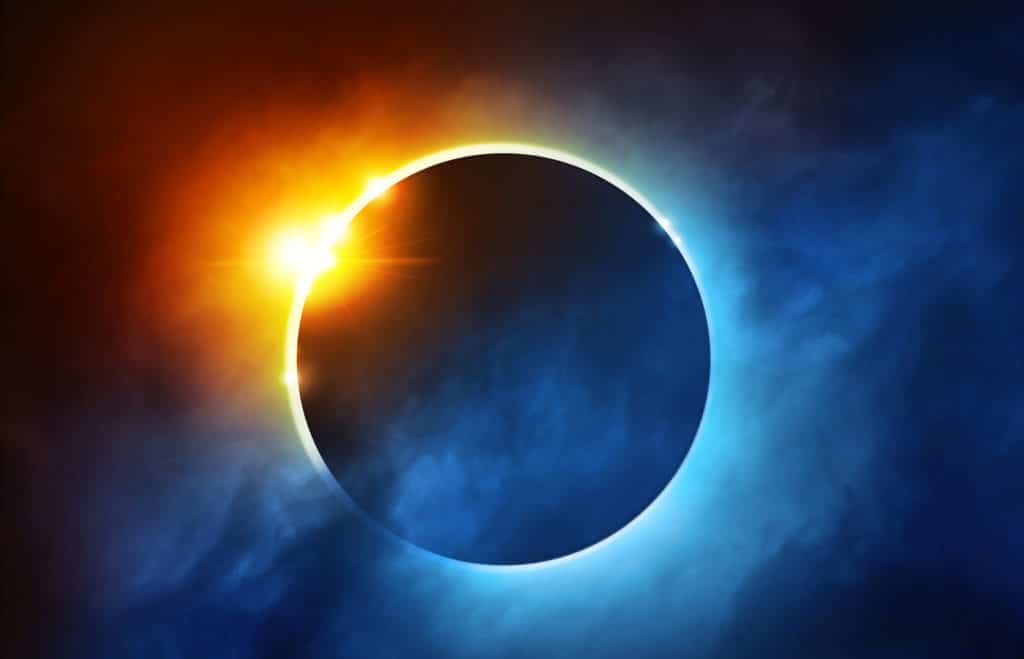 This science article explores Dr DeLuca's recent project aimed to observe five magnetically sensitive coronal emission lines in the Sun's corona during the recent 2017 solar eclipse.