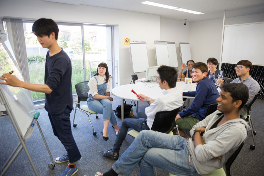 Going global: How a Japanese University is revolutionising English-language learning