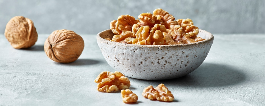 Benefits of a diet with walnuts in Alzheimer's disease