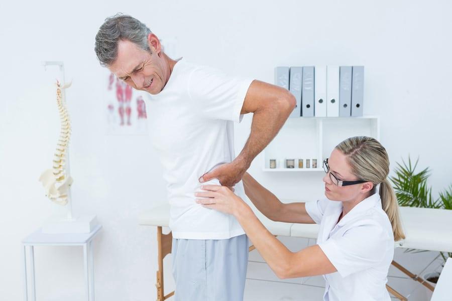 Lumbar Total Disc Replacement defeats crippling sciatica