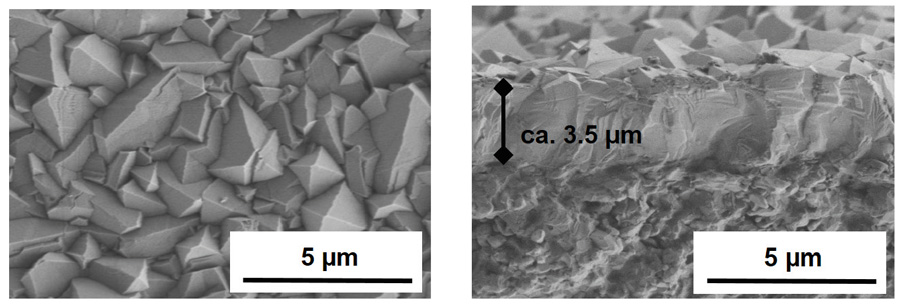 Zeolite membranes for chemical separation - Research Outreach